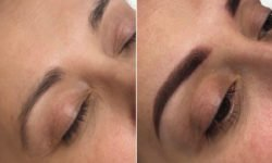 Metoda ombre makijaż permanentny